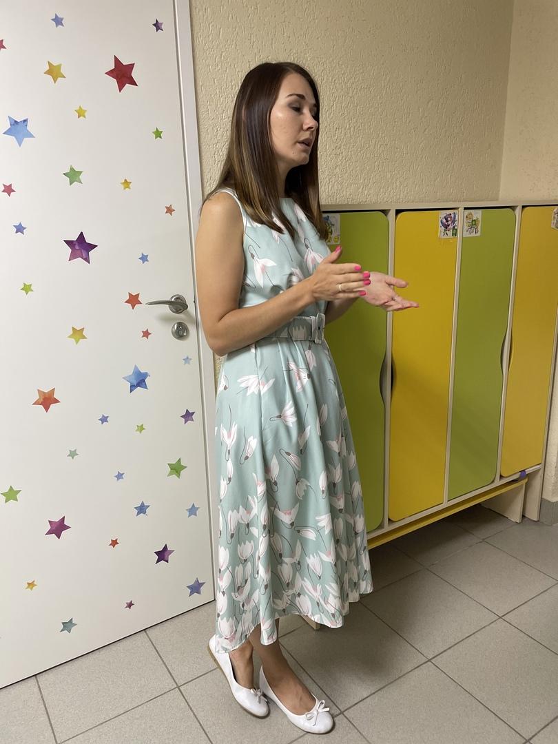 Алина Ерещук -  предприниматель Ленинградской области