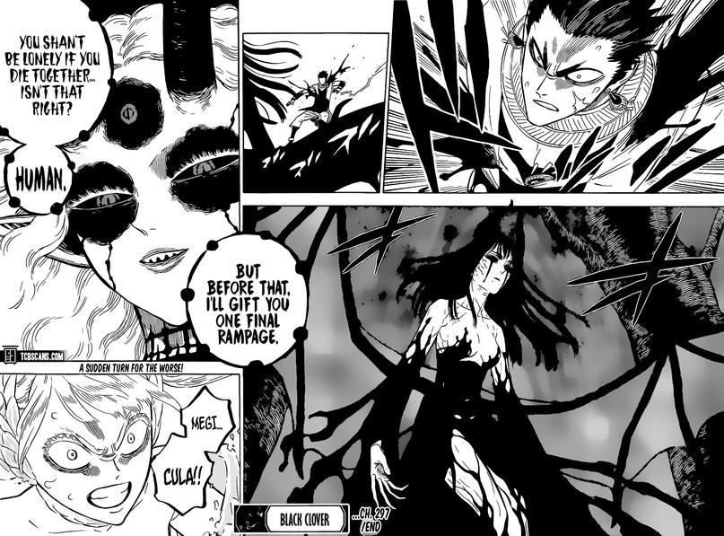Black Clover Chapter 297, image №13