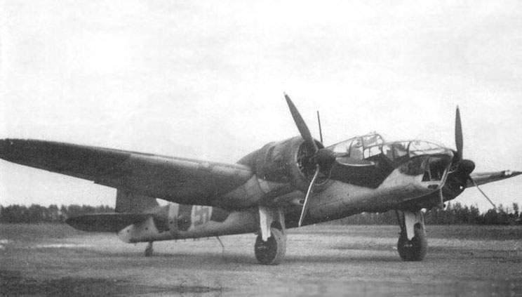 «Бленхейм» Mk IV средний бомбардировщик КВВС