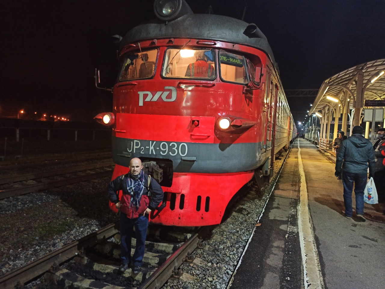 Прощай, теплоэлектричка! Последний рейс рижской электрички с тепловозом на Приморской ветке.