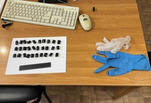 В Сыктывкаре студента-иностранца задержали с нарко...