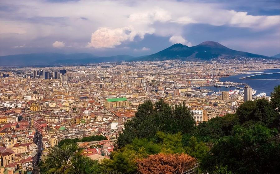 Экскурсии туры по Неаполю