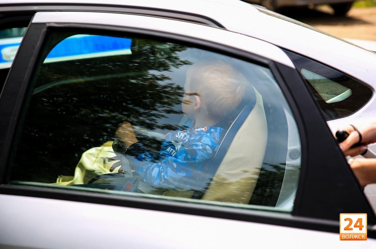 В Волжске проверят, как перевозят маленьких пассажиров