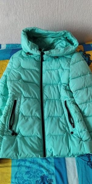 Продам куртку женскую (новая!) Размер 46 (М) Цена:...