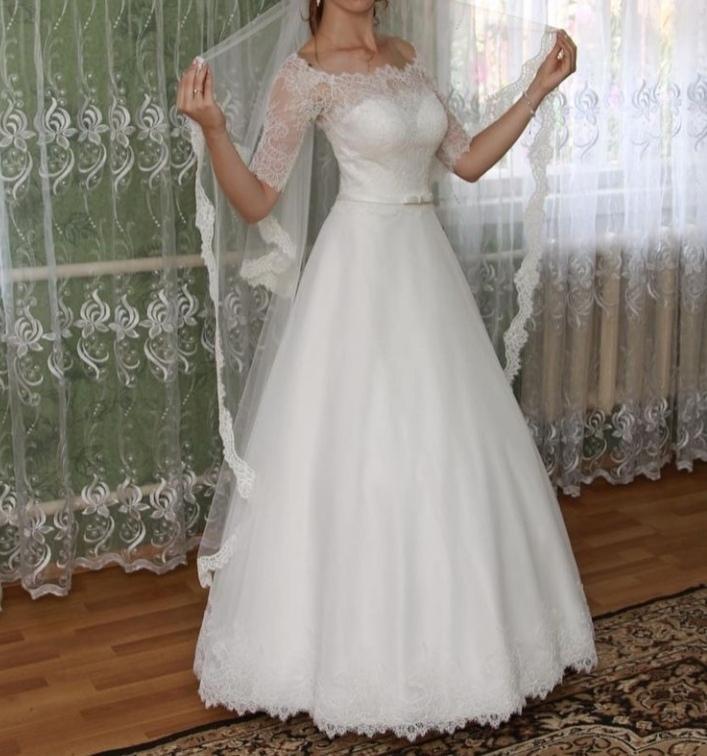 Купить платье шикарное, нежное размер | Объявления Орска и Новотроицка №24721