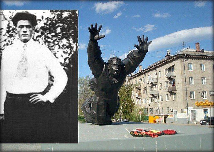 Один из подвигов Сталинградской битвы