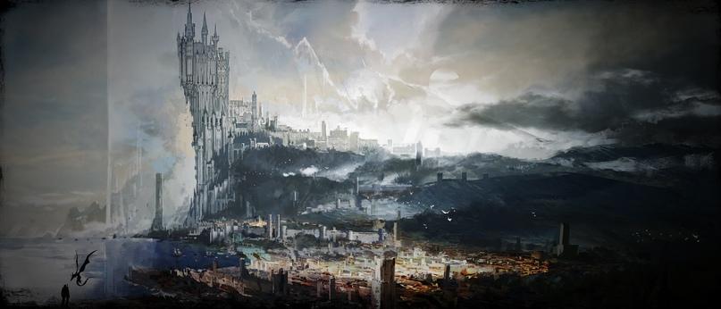 Мир Final Fantasy XVI: Валистея, страна Икон, изображение №1