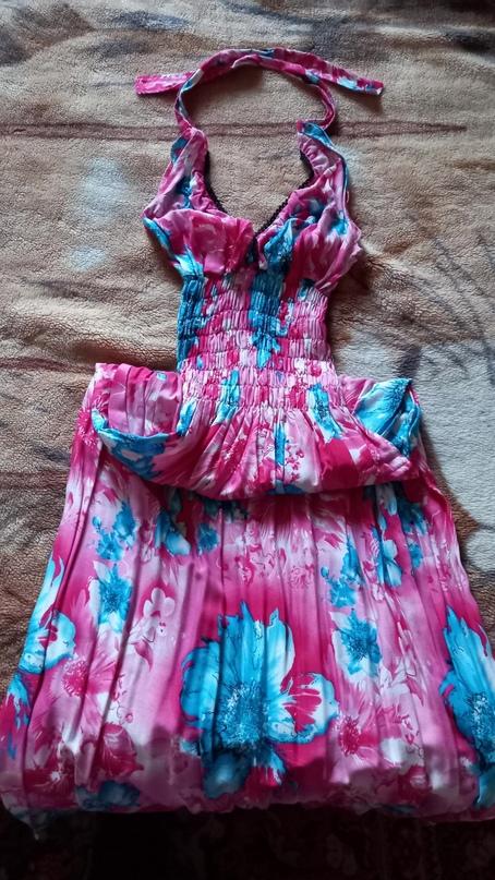 Купить платье - сарафан длинное в пол, в   Объявления Орска и Новотроицка №22054