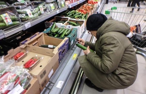 Лидер роста цен среди продуктов питания сменился: огурцы ...