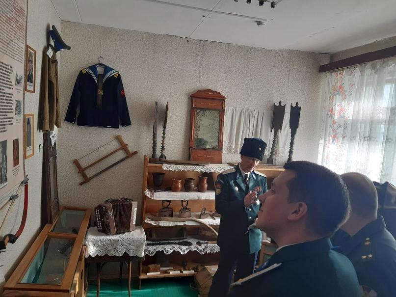 Приезд генерала В. И. Романова в г.Касли., изображение №2