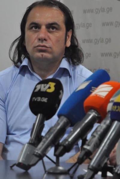 Алекс Шошикелашвили