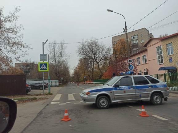 Сегодня в Люберцах на 1-м Панковском проезде во вр...