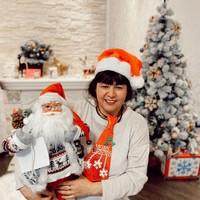Фотография страницы Гульнары Ишмухаметовой ВКонтакте