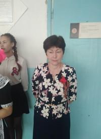 Ишмухаметова Эльза (Идрисова)