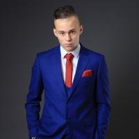 Фотография страницы Александра Жаровских ВКонтакте