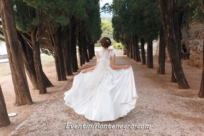 Свадьба для двоих в Черногории., изображение №5