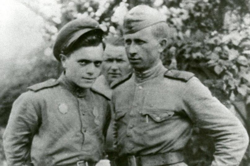 101 год поэту Давиду Самойлову, изображение №2