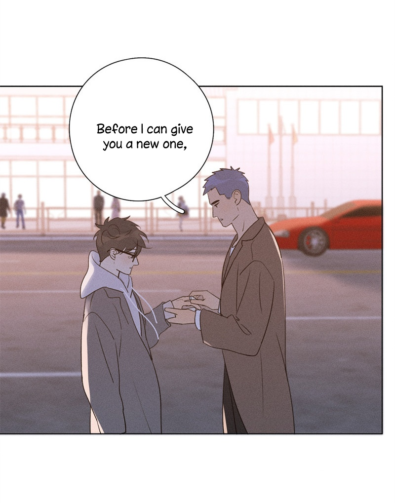 Here U are, Chapter 137: Side Story 4 (Part Two), image #37