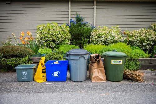 Информация о лимитах на размещение отходов