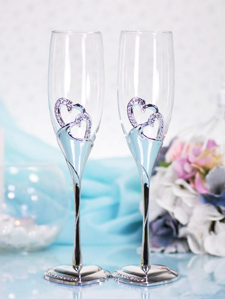 4QpGYbb6J4s - Красивые свадебные фужеры