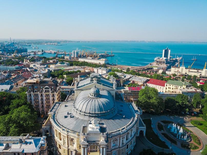 Гимн Одессы потребовали изменить из-за языка