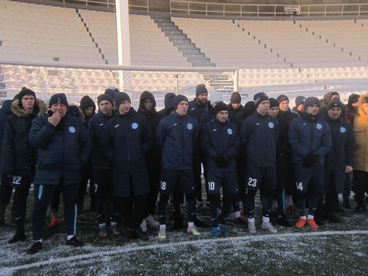 ФК Челябинск 2021