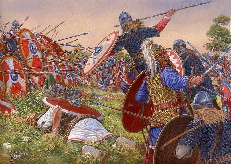 Войны и кампании Юлиана Отступника, изображение №21