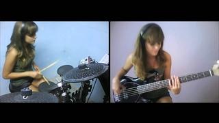 Jamiroquai - Little L [Bass & Drum Cover]