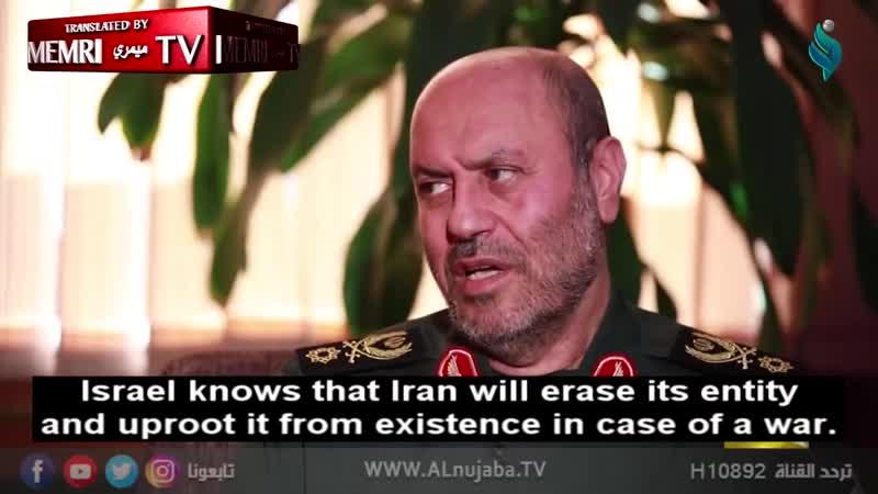 Khamenei Advisor If War Breaks Out We ll Erase Israel Send U.S. to Garbage Bin of History