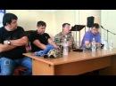 Семинар по вопросам о современной охоте на утку и гуся в Смольном. 27.07.13 часть 2