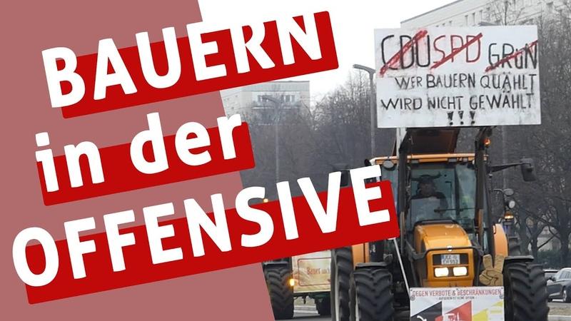Deutschland bald ohne Bauern
