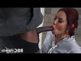 Ryder Skye - Interracial Penetration Reward [Porn, Sex, Blowjob, HD, 18+, Milf, Brunette, Big Tits, Big Cock, Interracial]
