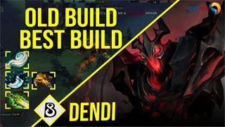 Dendi - Shadow Fiend | OLD BUILD BEST BUILD | Dota 2 Pro Players Gameplay | Spotnet Dota 2