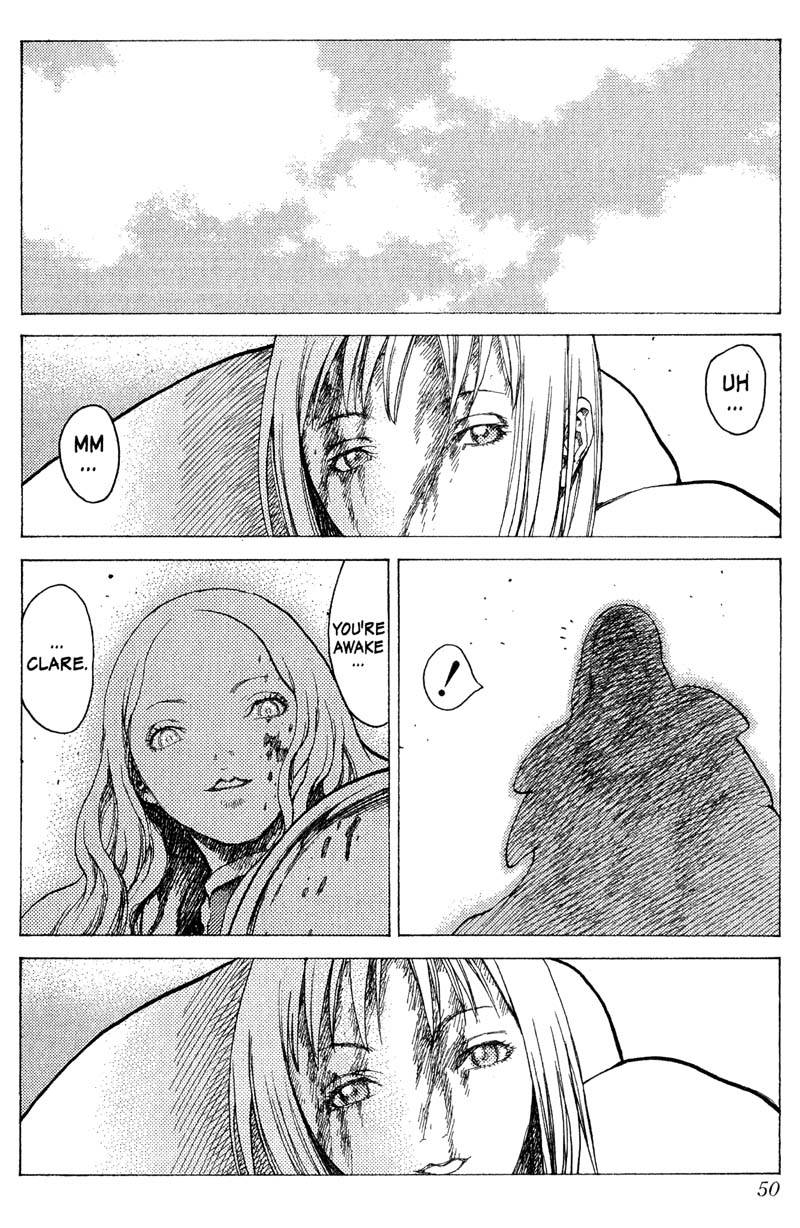 Claymore, Chapter 17, image #11