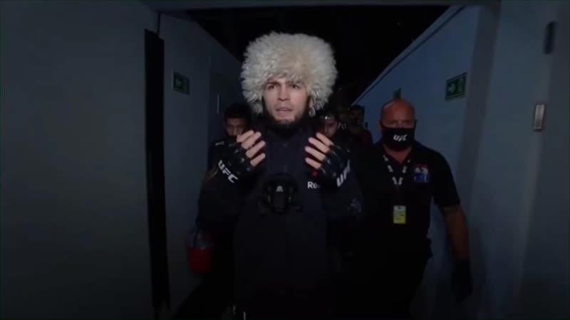 Последний бой Хабиба Нурмагомедова в UFC 720P HD mp4