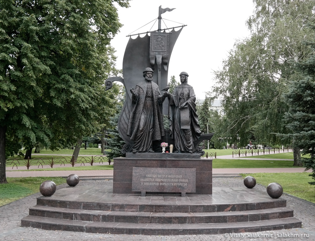 Петр и Феврония, Самара 2020