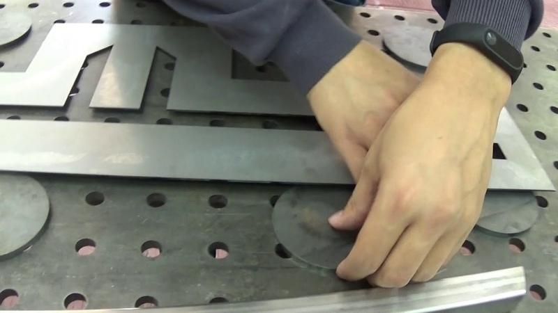 Manufacturing gyroplane frame.Братья Чугуновы