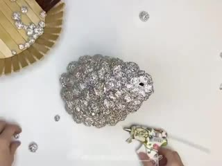 Самая красивая ёлка своими руками 🎄🎄🎄