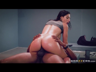 Abella Danger - Putting In Work [December 16, 2017] (Anal, Big Ass, Deepthroat, Hardcore, Brunette, Interracial, Brazzers, Sex)