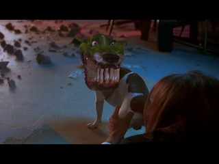 The Mask 1994 Milo in the mask