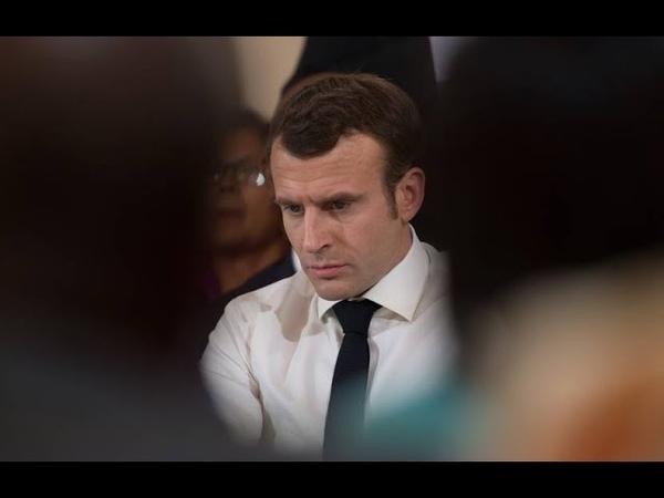 URGENT Emmanuel macron demande la suppression d'un enregistrement compromettant
