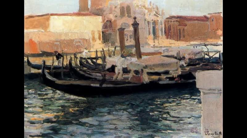 Joaquin Sorolla y Bastida A collection of 555 paintings HD