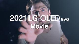 2021 LG OLED evo   Light the story up
