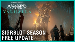 Assassin's Creed Valhalla: Sigrblot Season Free Update | Ubisoft [NA]