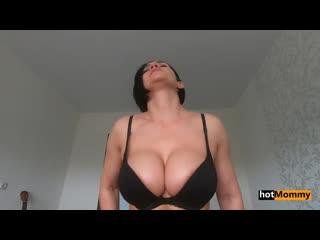 Зрелая мама разбудила и трахнула сына, POV sex home porn family incest milf mature mom pussy tit boob ass HD cum (Hot&Horny)