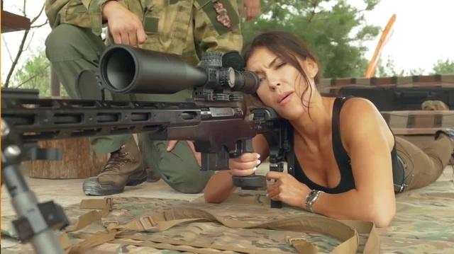Recoil Fuck Sniper Girl Orgasm Face