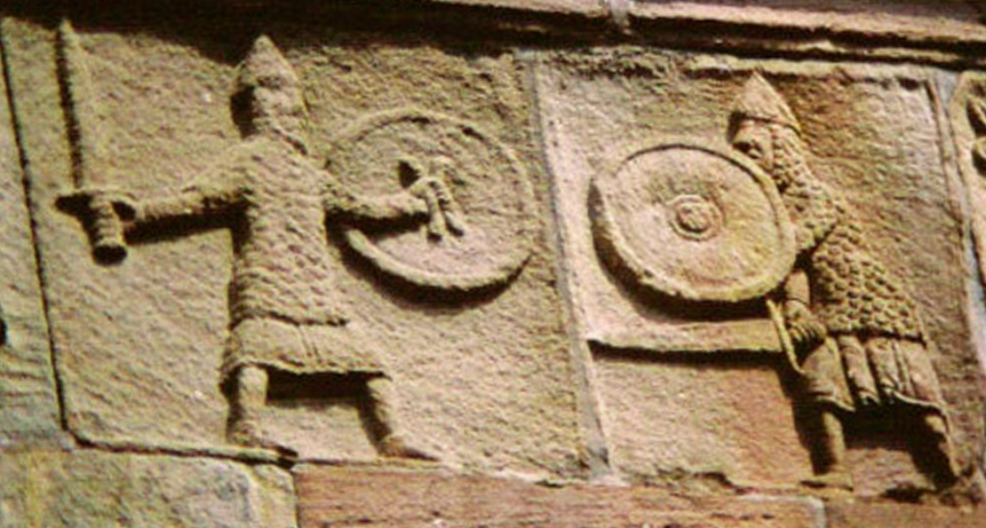 Рыцари в 12 веке