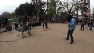 Sobrevivientes Al Caos, En Las Sombras / Van a Caer   Parque Almagro 11/09/21