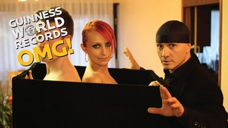 Insane Quick Change Costume Illusions // On The Road (Ep43)