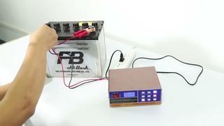 ✅ Автомобильное зарядное устройство для аккумуляторов с Алиэкспресс